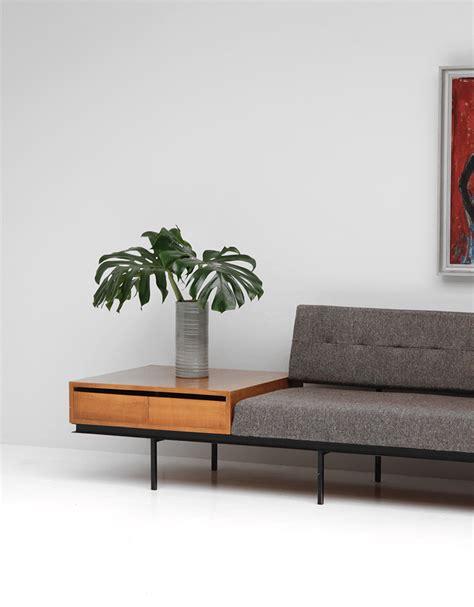 sofa ablage sofa mit ablage florence knoll bei pamono kaufen