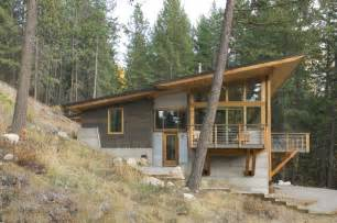 wintergreen cabin in washington e architect