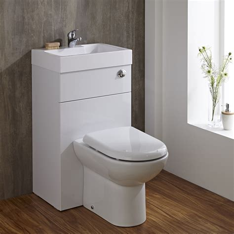 linton combination toilet basin unit
