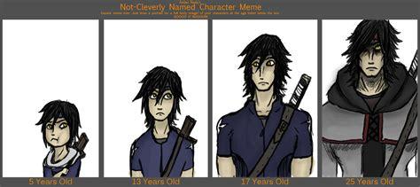 character age meme by hazu haze on deviantart