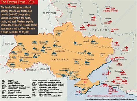 ukraine crisis russian military intervention