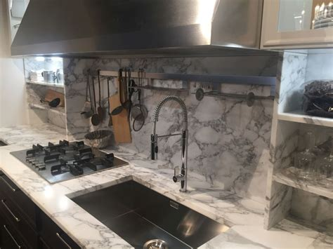 marble kitchen backsplash to or not to a marble backsplash