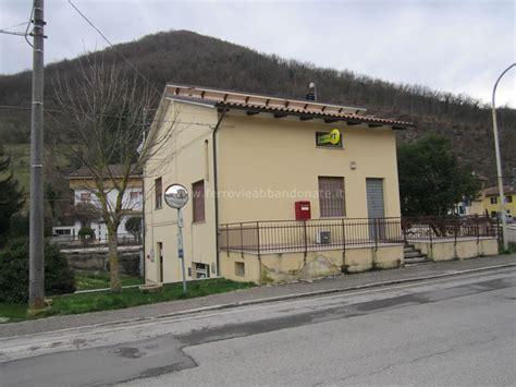ufficio postale fabriano ferrovia fermignano fabriano ferrovie abbandonate