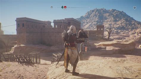assassins creed origins 0744018609 assassin s creed origins high level gameplay feed4gamers