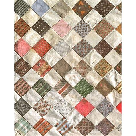 Vintage Patchwork Quilts - 1880s vintage patchwork quilt vintage quilts