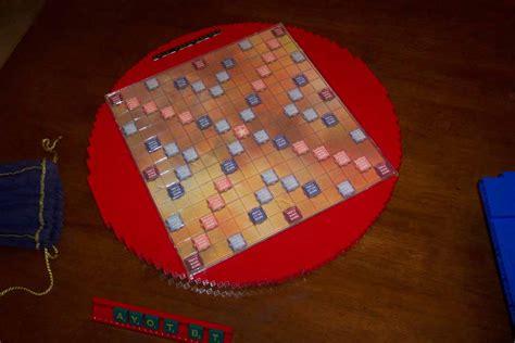 scrabble boards that spin scrabble board lego