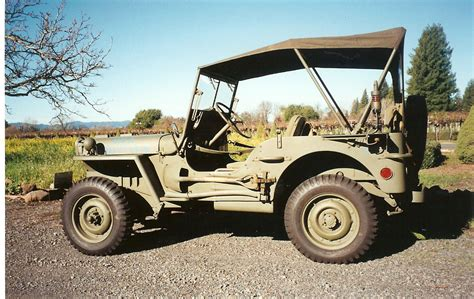 classic jeep wwii ford gpw jeeps terry o connor classic military