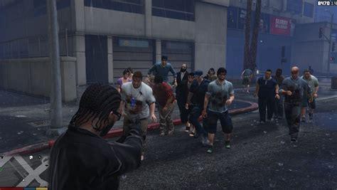 mod gta 5 zombie zombiez v gta5 mods com