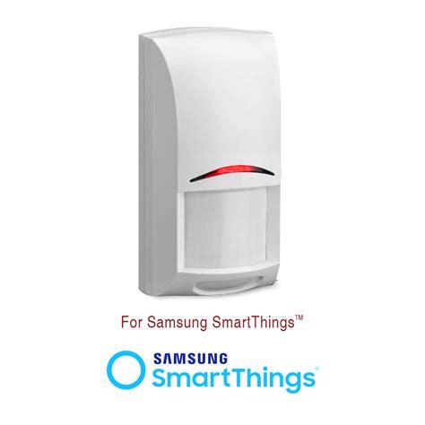 Samsung Smartthings Motion Sensor bosch security motion sensor pir pet immune for samsung