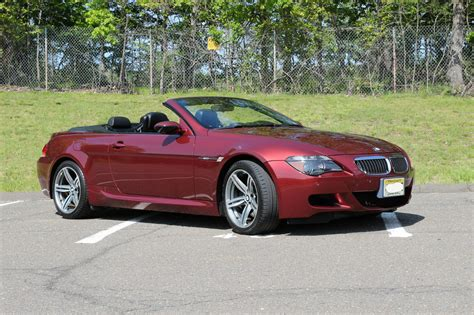 2007 bmw m6 convertible for sale