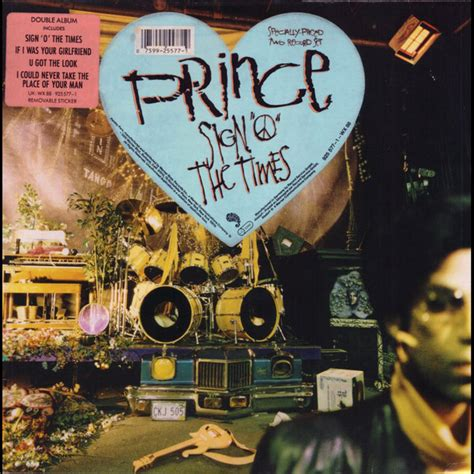 "Prince   Sign ""O"" The Times (Vinyl, LP, Album) at Discogs"