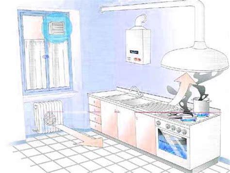 aerazione cucina foro areazione cucina normativa casamia idea di immagine
