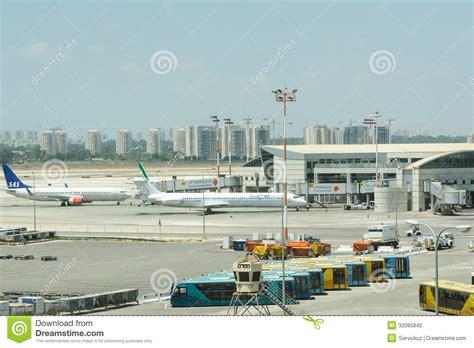Tel Aviv International Mba by Terminal Number 3 Of International Airport Ben Gurion In