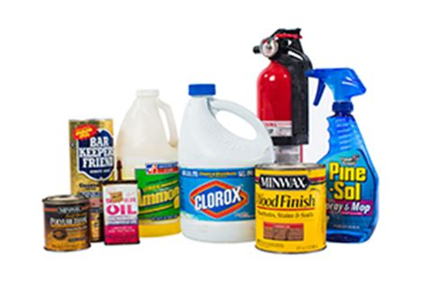 hazardous household products household hazardous waste boston mountain solid waste
