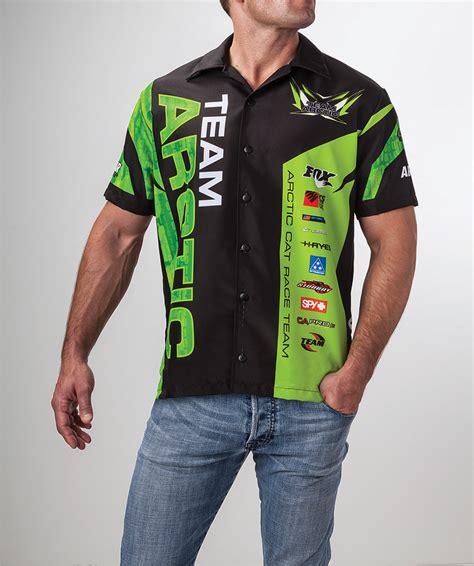 Pit Shirt 46 Asia arctic cat inc team arctic sponsor pit shirt lime x large team arctic sponsor pit shirt lime