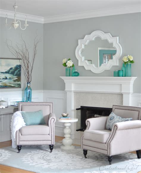 light grey room 25 dreamy blue paint color choices pretty handy girl