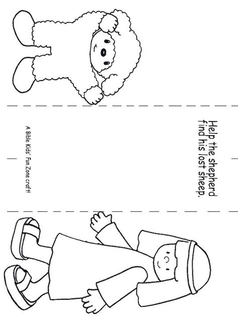 coloring page jesus with sheep day 1 psalm 23 kids crafts pinterest sheep crafts