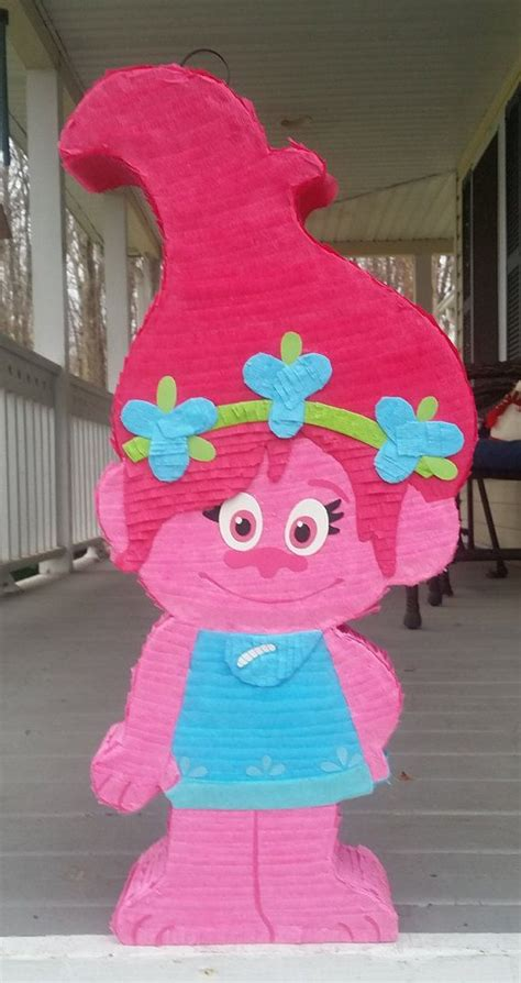Pinata Trolls By Pinata Dimi 17 best images about trolls themed birthday craft