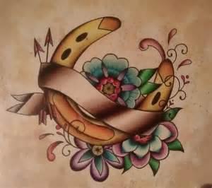 tattoo for my mommy on pinterest horseshoe tattoos