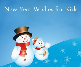new year wishes for kids latest quotes messages for