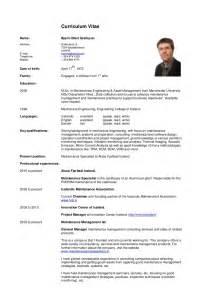 Resume Vitae by Curriculum Vitae Bei Cv