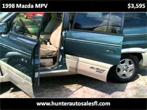 how make cars 1998 mazda mpv navigation system 1998 mazda mpv used cars jacksonville fl youtube
