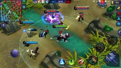 games free mobil mobile legends bang bang free android game download