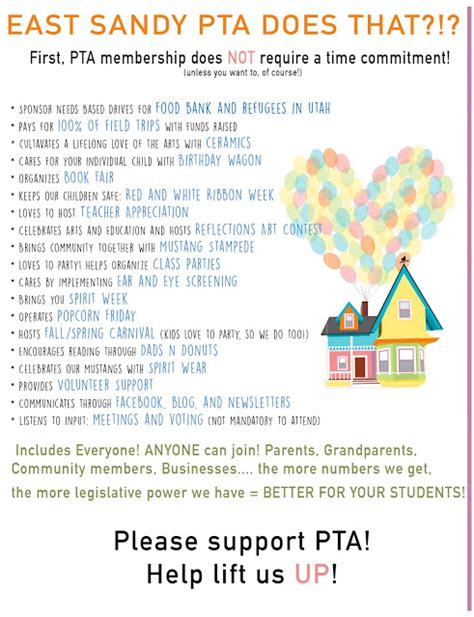 pta membership card template 2017 east pta we want you to join the pta