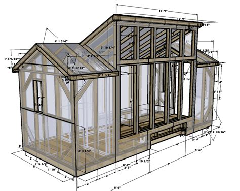 solar tiny house plans version