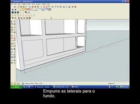 tutorial vray para sketchup em portugues tutorial sketchup brasil aprenda a desenhar uma estante