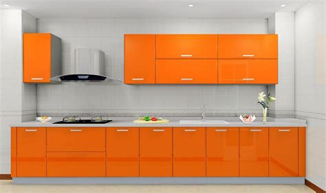 orange kitchen ideas orange and white kitchen cabinets design ideas kitchen