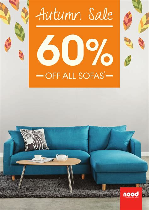 sofa sale adelaide nood autumn sale sofa brochure by nood issuu