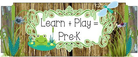 pre k learn play pre k