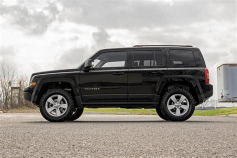 jeep patriot suspension 2in suspension lift kit for 2010 2017 jeep patriot