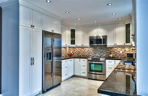 u shaped kitchen remodel ideas u