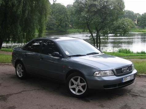 Audi A4 1995 by Neors 1995 Audi A4 Specs Photos Modification Info At