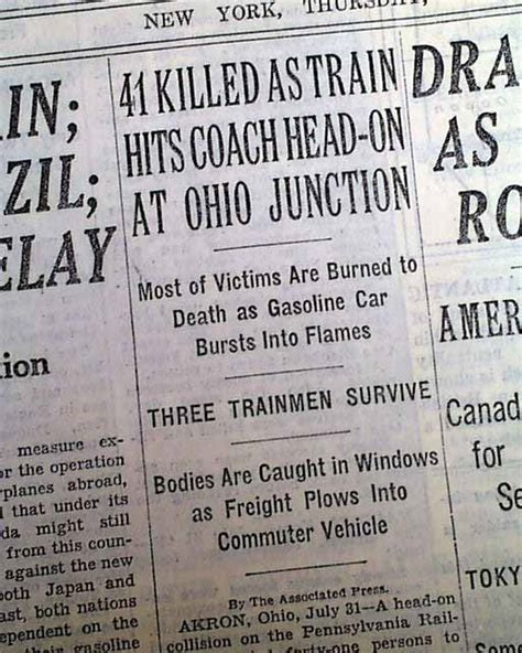 doodlebug junction 1940 doodlebug disaster rarenewspapers