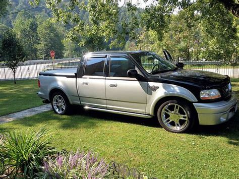 Harley Davidson Truck 2003 by Find Used 2003 Ford F 150 Harley Davidson Anniversary