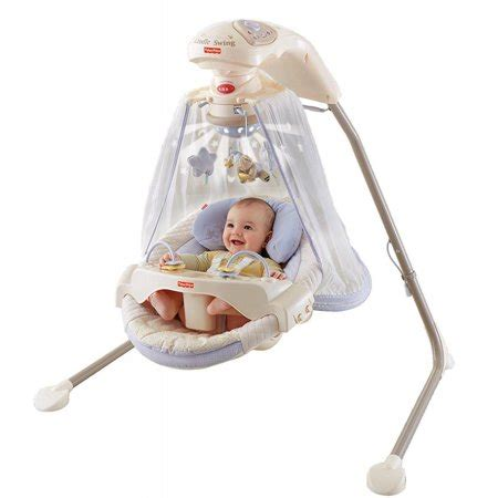 fisher price papasan cradle swing fisher price starlight papasan cradle swing walmart