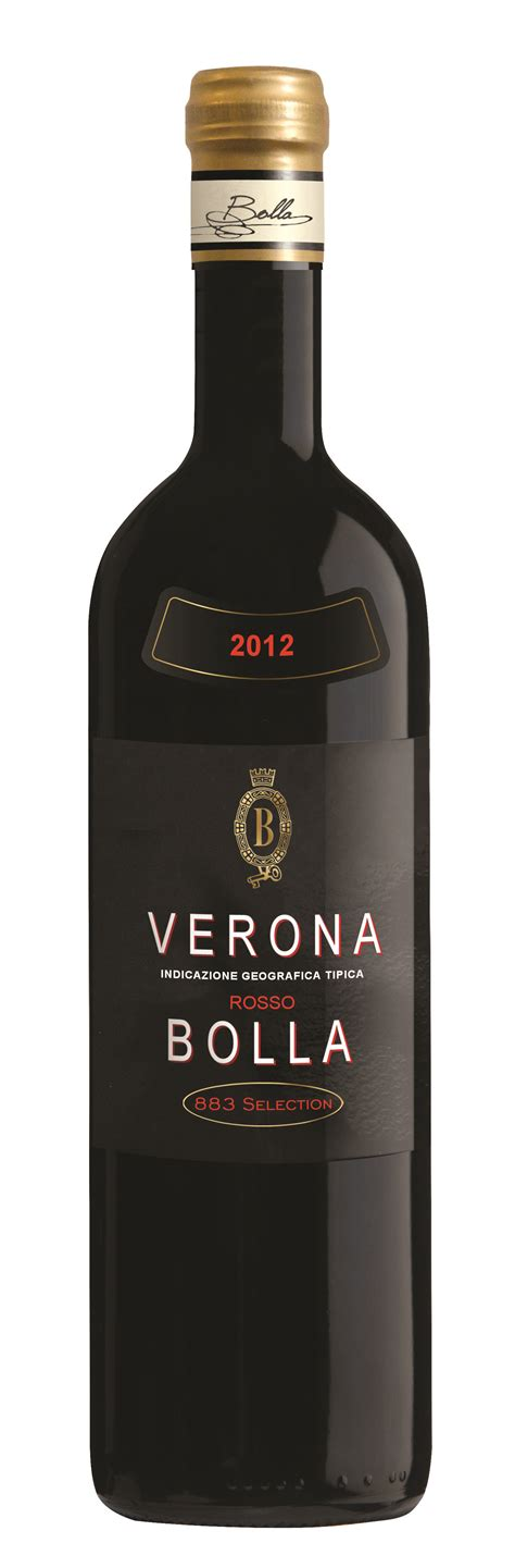 rosso bottle bolla verona rosso igt 883 selection banfi wines