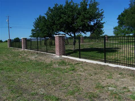 big fence wrought iron big tex fence and deck big tex fence and deck