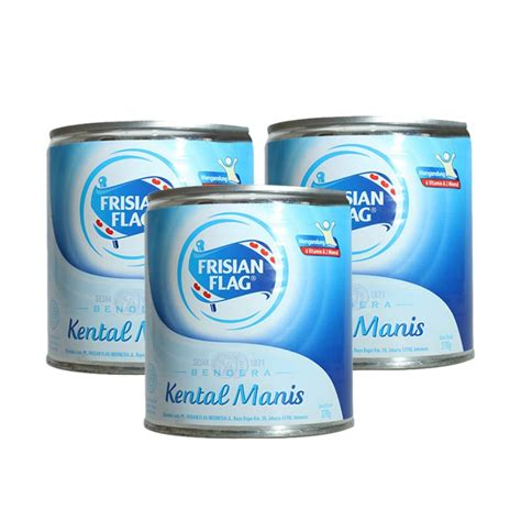 Kental Manis Frisian Flag Putih Jual Daily Deals Frisian Flag Kental Manis Putih