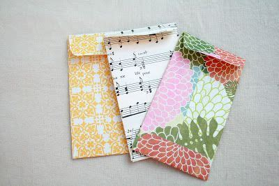 diy gift card envelope template the creative place diy mini envelopes print out this
