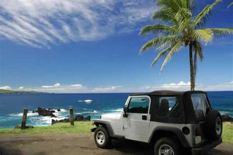 St Jeep Rental St Usvi Us Islands Travel Guide To The