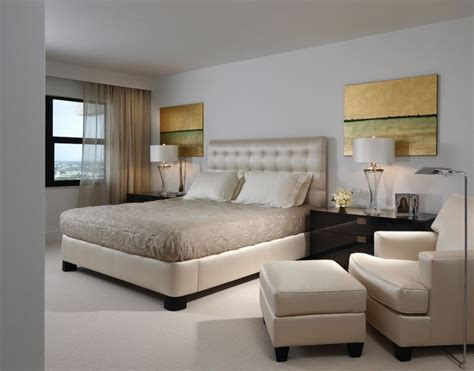 modern art deco bedroom lauderdale by the sea master bedroom