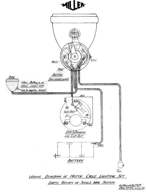 lucas headlight switch wiring diagram wiring diagram