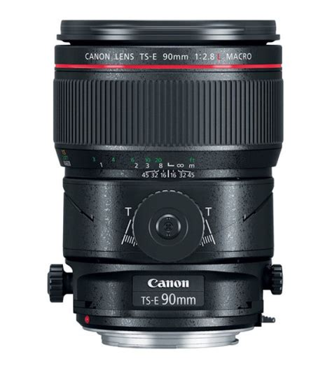 Lensa Canon Tilt Shift canon ts e 90mm f 2 8l macro tilt shift lens