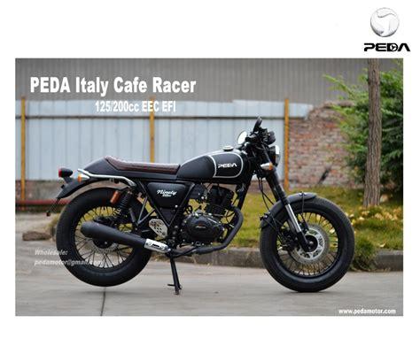 Motorrad 125 Vintage by Peda Motor Italy 2017 Cafe Racer Vintage Motorcycle