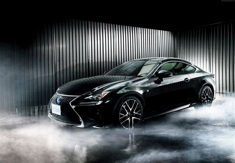 lexus coupe black wallpaper lexus rc 300h coupe black cars bikes 5871