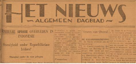Surat Surat Dari Sumatra 1928 1949 By J J De Velde tapanuli selatan dalam angka hari hari jelang kematian jenderal spoor tertembak di tapanoeli